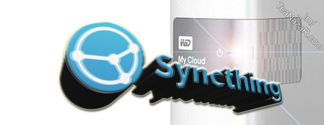 Syncthing v0.14.19 for WD My Cloud firmware V4