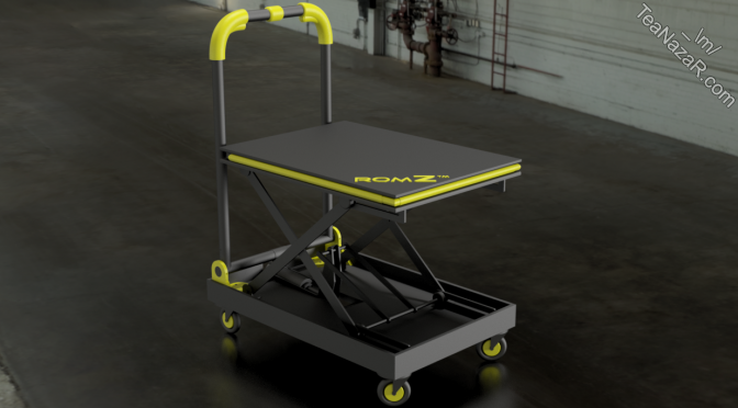 RomZ – The versatile trolley!
